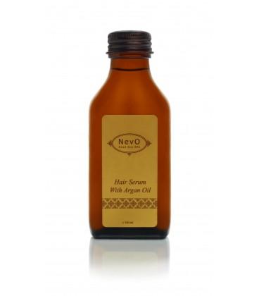 Sérum capillaire à l'huile d'argan